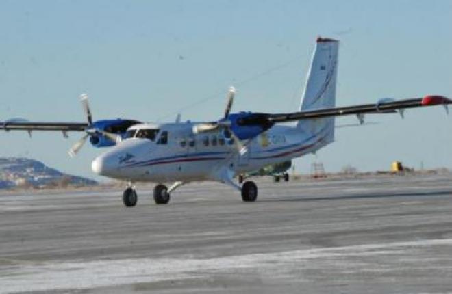 "Авиакомпания ""ЧукотАВИА"" удвоит парк самолетов Twin Otter"