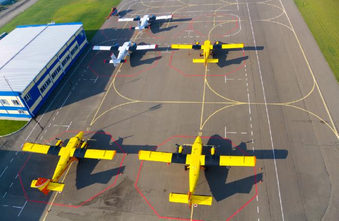 """Самолеты Twin Otter """"Роснефти"""" поделят между авиакомпаниями """"АэроГео"""" и """"СКОЛ"""""""