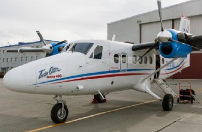 """""""ЧукотАВИА"""" ввела в коммерческую эксплуатацию еще два самолета Twin Otter"""
