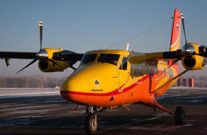"""Авиакомпания """"АэроГео"""" стала третьим российским оператором Twin Otter"""