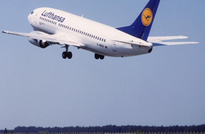 Авиакомпания Lufthansa открыла рейс Гамбург—Санкт-Петербург