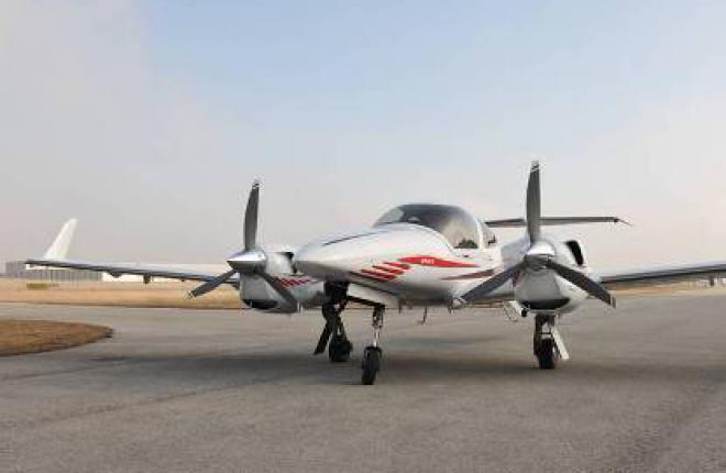 В Свердловской области откроется производство по сборке легких самолетов Diamond