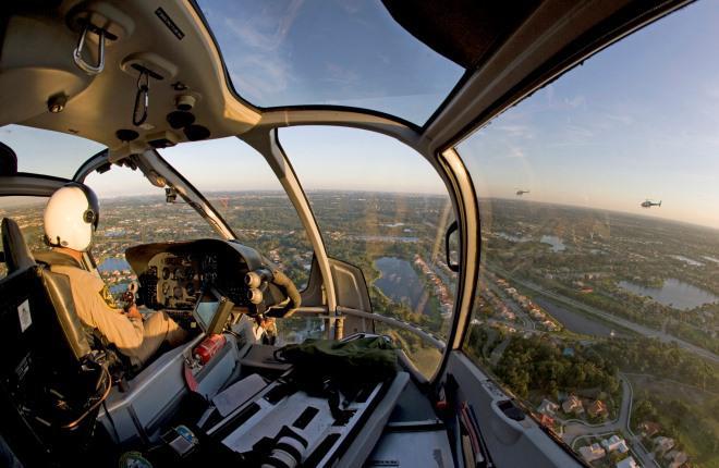 В России сертифицировали автопилот HeliSAS для R44 и H125/130