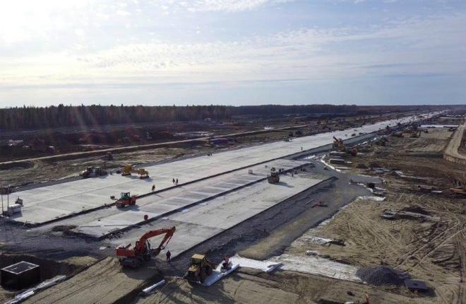 Строительство аэропорта Тобольска