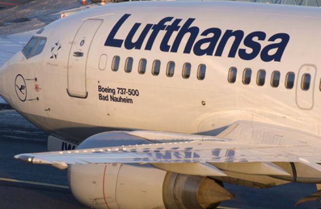 Авиакомпания Lufthansa расширяет географию полетов во Внуково