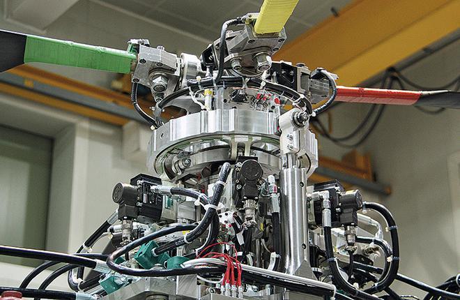 DLR проводит испытания нового вертолетного ротора