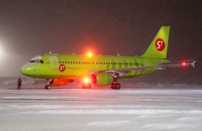 S7 Airlines вновь стала второй крупнейшей авиакомпанией страны