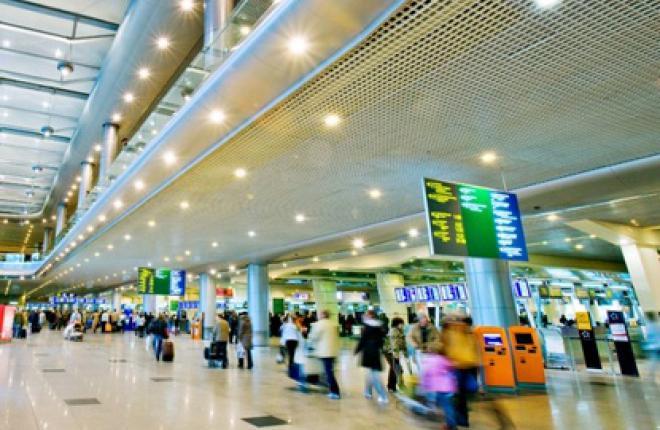 В Домодедово увеличилось количество самостоятельно регистрирующихся пассажиров