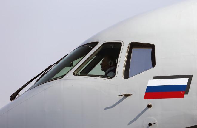 """SSJ 100 авиакомпании Red Wings достались """"ИрАэро"""" и """"Якутии"""""""
