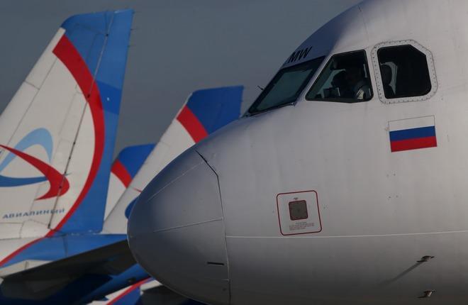 """Пассажиропоток """"Уральских авиалиний"""" в августе увеличился на 19%"""