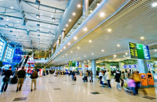 Аэропорт Домодедово в 2011 году обслужил более 25,7 млн человек