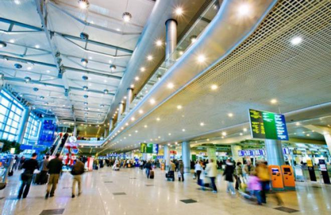 В аэропорту Домодедово открыты дополнительные стойки регистрации