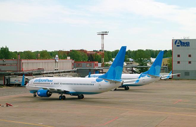 Из-за санкций в отношении «Добролёта» европейские контрагенты отказались выполнять свои обязательства —было прекращено действие договоров лизинга, технического обслуживания и страхования воздушных судов, а также отказано в предоставлении аэронавигационной информации