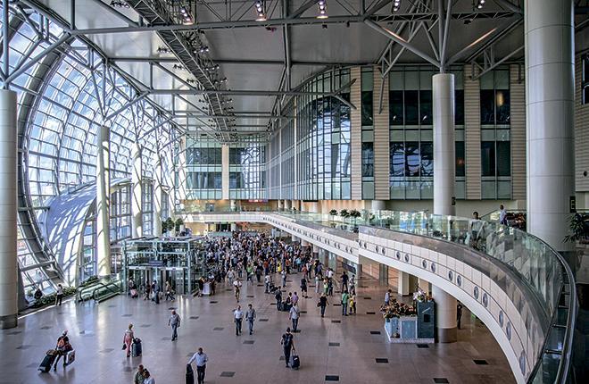 4 млн пассажиров, как ожидается, обслужит аэропорт Домодедово за время проведения ЧМ-2018.