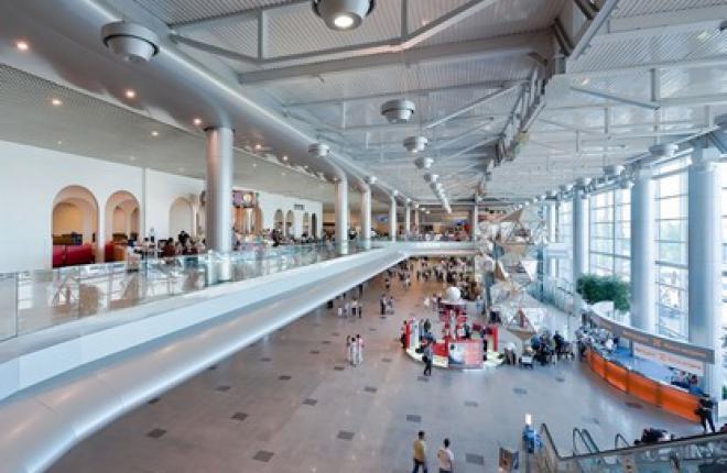 Пассажиропоток аэропорта Домодедово в апреле 2012 года увеличился на 7,6%