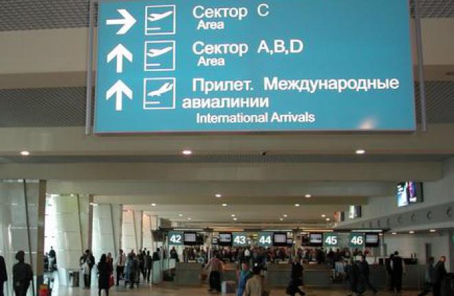 С начала года пассажиропоток московских аэропортов показал нулевую динамику