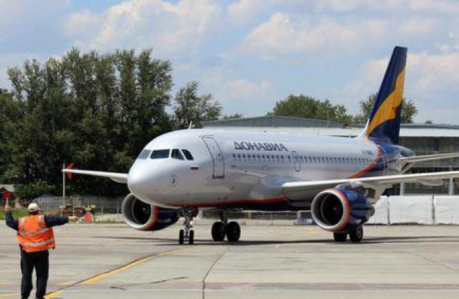 """Авиакомпания """"Донавиа"""" переведет рейсы из Шереметьево в Домодедово"""