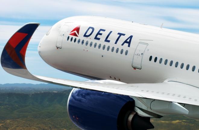 Авиакомпания Delta Air Lines