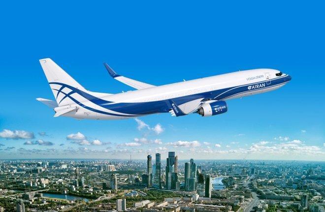 """Boeing 737-800BCF в ливрее """"Артана"""""""
