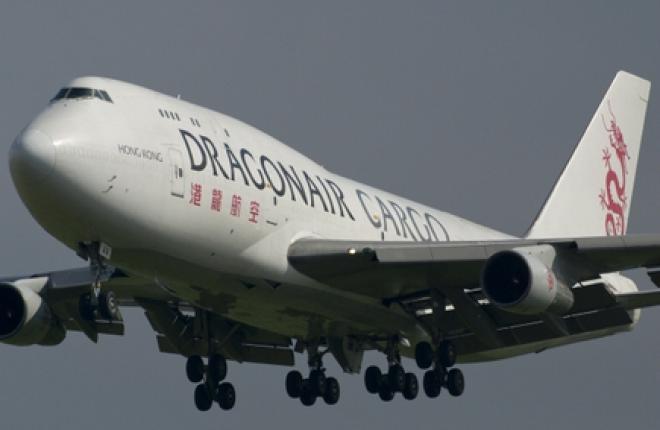 Рост грузовых авиаперевозок в мире замедлился