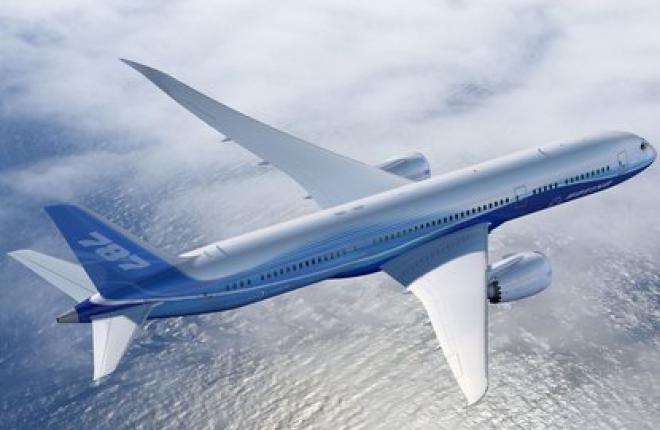 Boeing начинает модификацию аккумуляторов Boeing 787