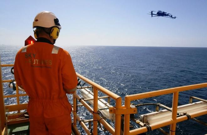 Вертолетный оператор Bristow переложит часть авиационных работ на беспилотники