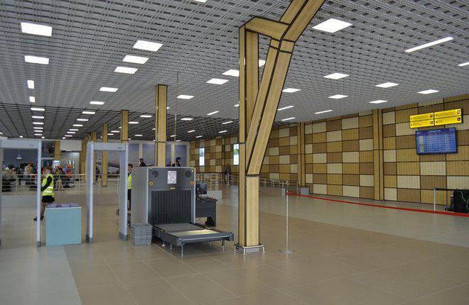 Главгосэкспертиза одобрила проект терминала симферопольского аэропорта
