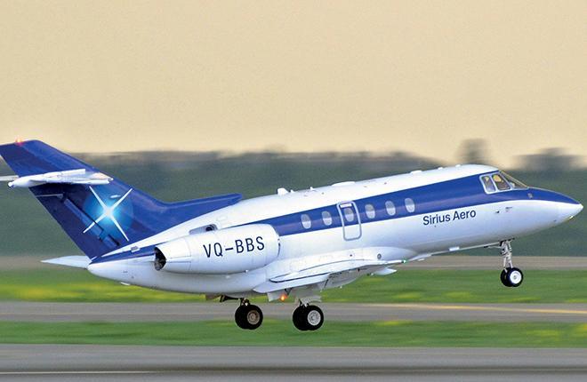 Hawker 750