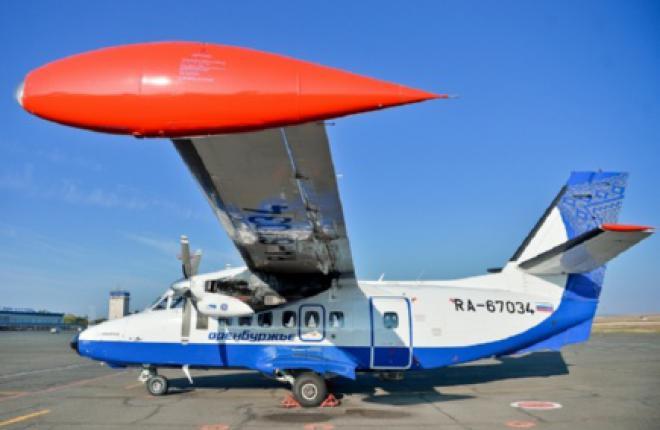 Самолеты L-410UVP-E20 признали устойчивыми к сильным ветрам