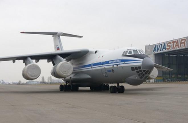 Первый серийный Ил-76МД-90А завершил летные испытания
