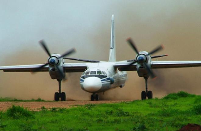 Украина совместно с Саудовской Аравией модернизирует транспортный самолет Ан-32
