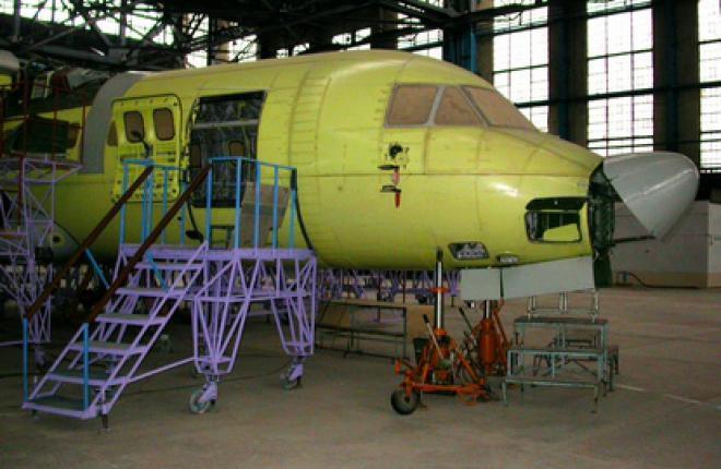 Темпы производства турбовинтовых самолетов в России пока недостаточны