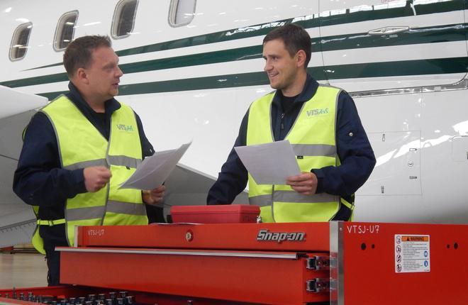 VTS Jets расширила список обслуживаемых бизнес-джетов