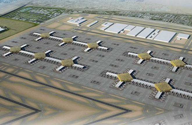 Второстепенный дубайский аэропорт станет одним из крупнейших в мире