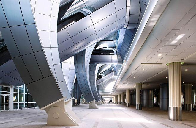 Аэропорт Дубай Dubai International Airport (DXB)