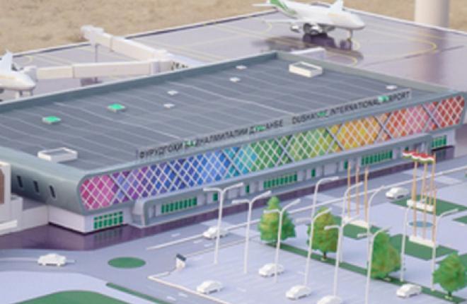 В аэропорту Душанбе открылся новый терминал