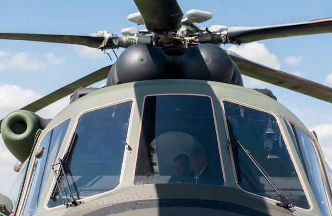 Модернизированный вертолет Ми-171Е2 прошел испытания