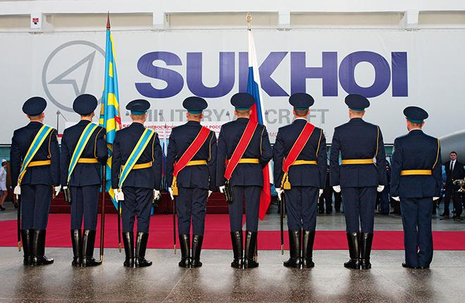 Sukhoi has become the main beneficiary of government guarantees for the defense procurement program