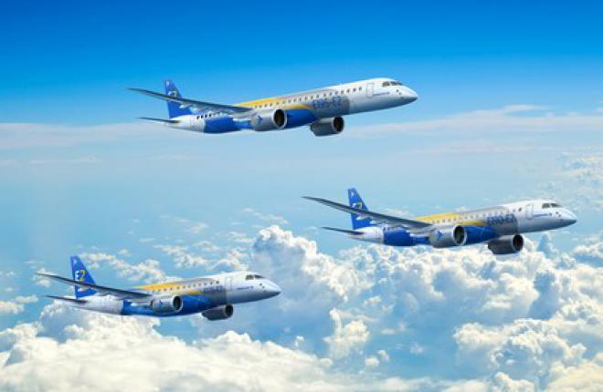 Embraer в III квартале увеличил поставки в полтора раза