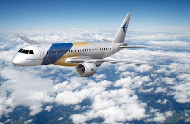 Embraer выбрала двигатель GTF для E-Jets второго поколения