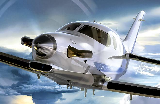 E1000 производства Epic Aircraft