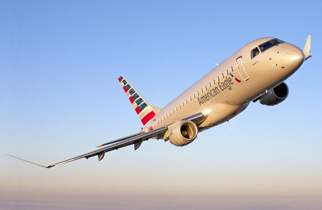 Поставки гражданских самолетов Embraer выросли на 5%