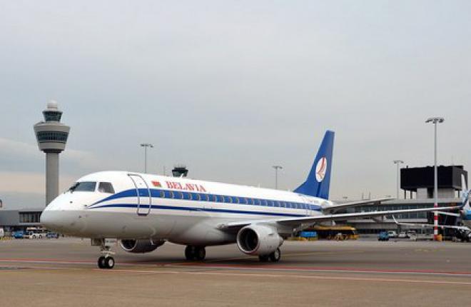 """""""Белавиа"""" разрешили ремонтировать самолеты европейских авиакомпаний"""