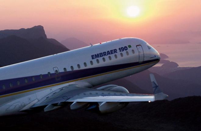 Embraer в 2014 году передал заказчикам 208 самолетов