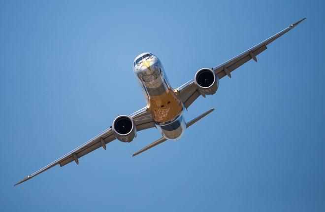 Embraer заинтересовался сегментом, занятым ATR и Bombardier