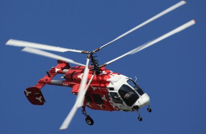 Первую партию Ка-226Т для Индии составят из 10 вертолетов