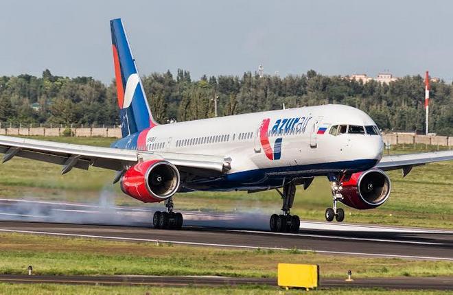 Azur Air приступит к выполнению регулярных рейсов