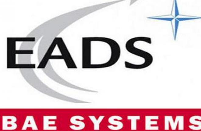 BAE Systems и EADS прекратили переговоры о возможности слияния