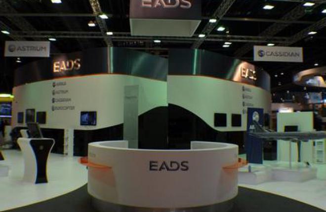 Чистый доход EADS в I полугодии возрос на 445%