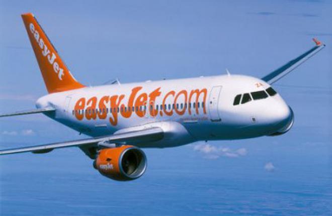 Авиакомпания EasyJet обещает низкие тарифы на линии Лондон--Москва